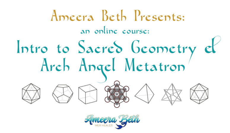 Intro To Sacred Geometry & Arch Angel Metatron